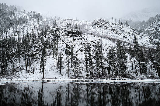 Winter Reflections by Matt McDonald