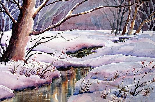 Winter Reflections Two by Chito Gonzaga