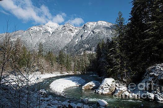 Rod Wiens - Winter River