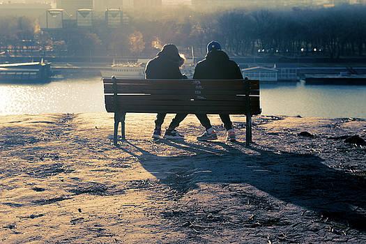 Winter Romance by Stelios Kleanthous