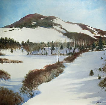 Winter Scape by Richard Ferguson