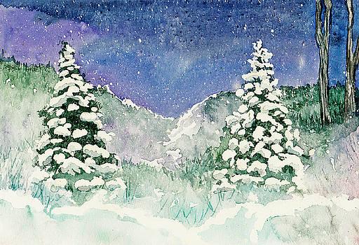 Joe Michelli - Winter Scene 001