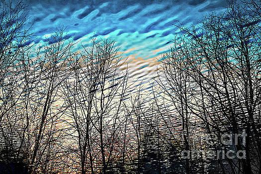 Winter Silence by Margaret Koc