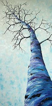 Winter Sky by Melinda Cummings