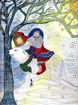 Barbara Giordano - Winter Solstice