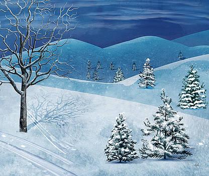 Bedros Awak - Winter Solstice