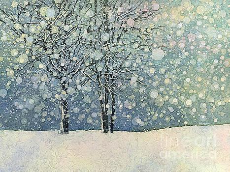 Hailey E Herrera - Winter Sonnet