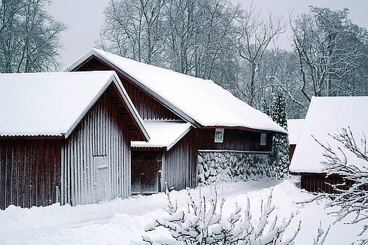 Winter storage by Per Lidvall