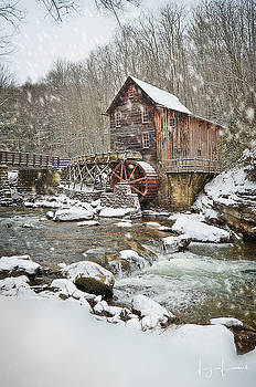 Winter Storm by Lj Lambert