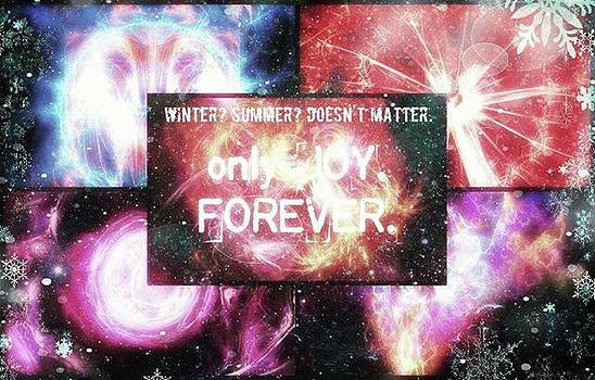 #winter #summer #joy #forever by Michal Dunaj