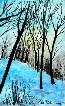 Winter Sunlight by Lynn Hansen