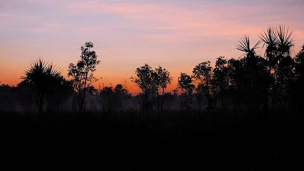 Lexa Harpell - Winter Sunrise - Kakadu National Park
