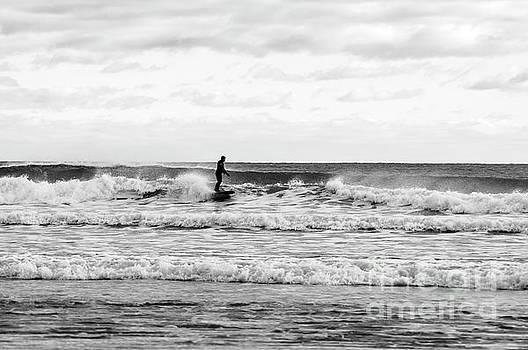 Erin Thomas - Winter Surfer