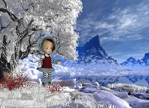Winter Surprise by John Junek