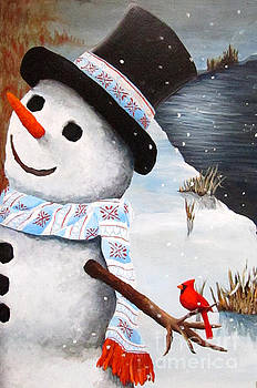 Winter Tidings by Sarah Pederson