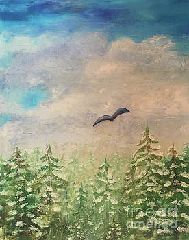 Winter To Spring by Shelley Myers