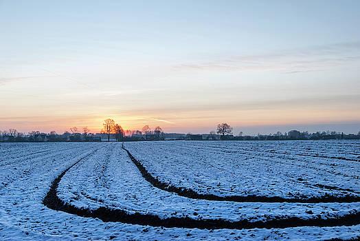 Ramunas Bruzas - Winter Tracks