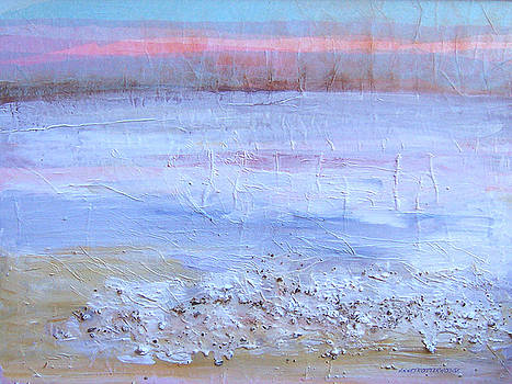 Winter Twilight by Anne Trotter Hodge