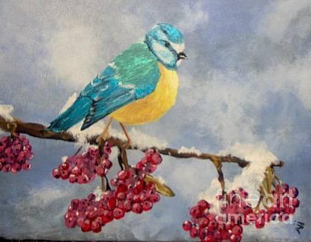 Winter Watch by Saundra Johnson
