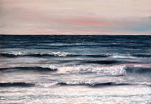 Winter Waves by Dimitra Papageorgiou