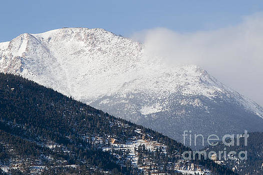 Steve Krull - Winter Weather on Pikes Peak Colorado