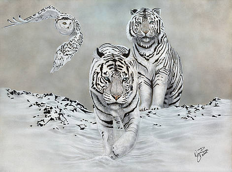 Winter White by Wayne Pruse