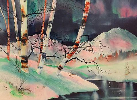 Winter Wilderness by Teresa Ascone