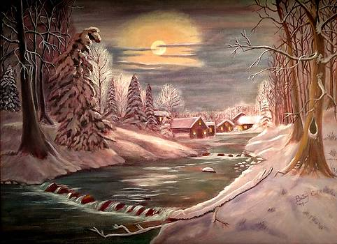 Winter Wonderland by Betsy Cullen