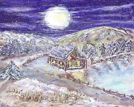 Winter Wonderland by Mary Sedici