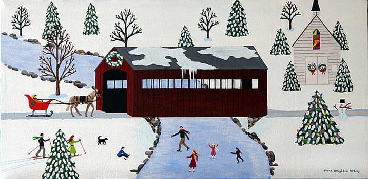 Winter Wonderland by Susan Houghton Debus