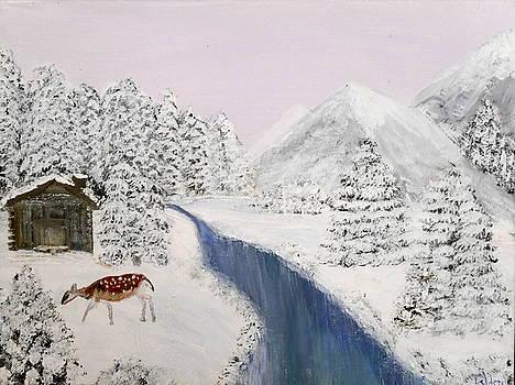Wintertime by Bernd Hau