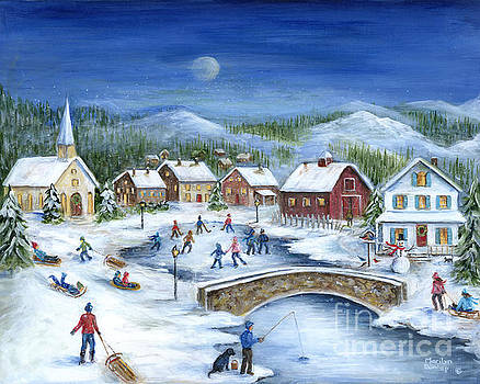 Winterfest by Marilyn Dunlap