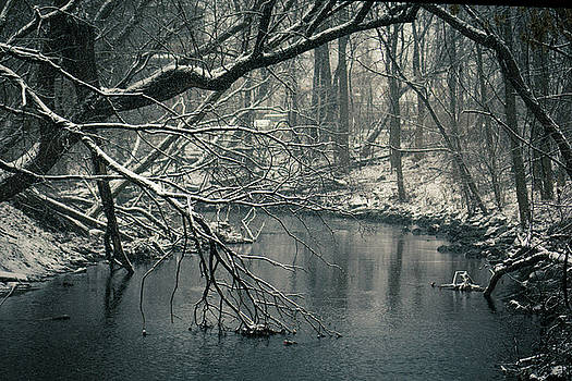 Winter's Creek by Chris Fiegel