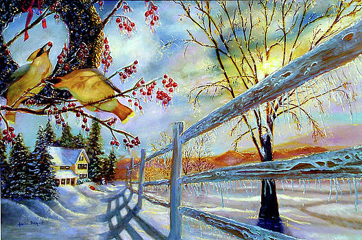 Jeanine Dahlquist - Winters Day