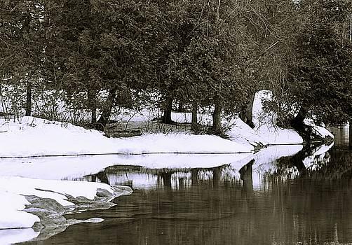 Winter's Edge by Al Fritz