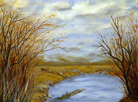 Winter's end by Ida Eriksen
