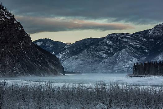 Winter's Kiss by Chris Multop