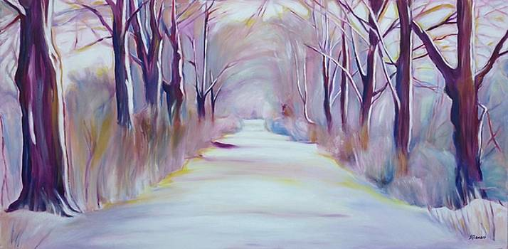 Winter's Path by Sheila Diemert