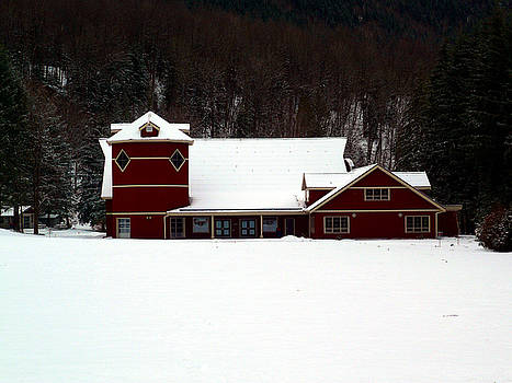 Winters Red by Nicki Bennett