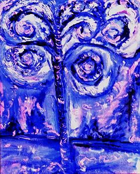 Winter's Soul Tree by Helena Bebirian