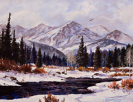 Winter's Touch by W  Scott Fenton