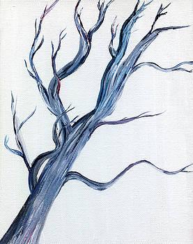 Winter's Tree by Neliza Drew