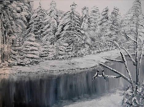 Wintertale by Bernd Hau