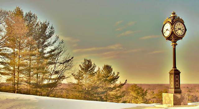 WinterTime   HDR by Thomas  MacPherson Jr