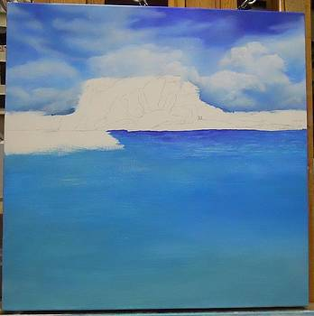 WIP- Creole Rock 00 by Cindy D Chinn