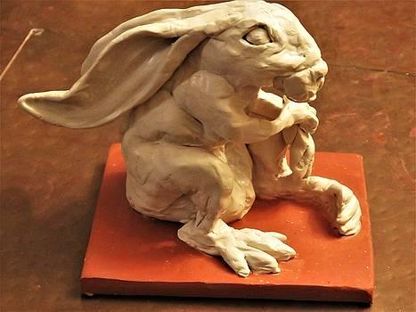 WIP Hare by Mario Carta