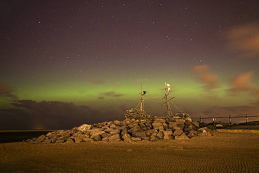 Wirral Northern Lights by David Chennell
