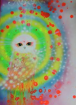Wisdom of  The Owl  by Nino Gabashvili