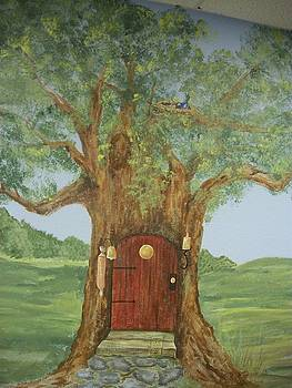 Wisdom Tree by Carolyn Sylvester