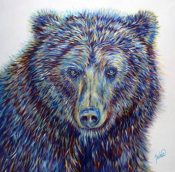Wise Eyes by Teshia Art